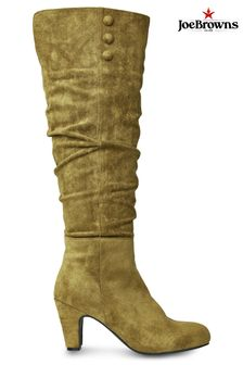 Joe Browns You've Got It Suedette Boots