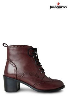 Joe Browns A Change Of Season Leather Boots