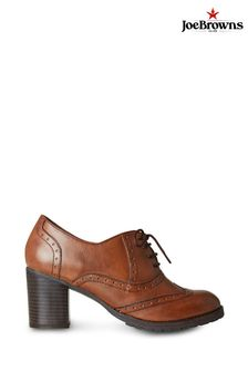 Joe Browns Elinor Leather Brogue Shoes