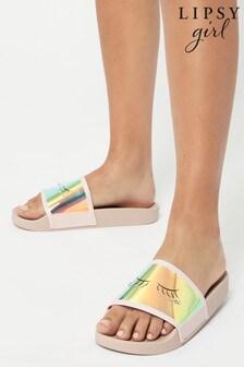 Lipsy Pool Slider Sandal (Older)