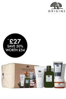 Origins The Answer For Travel-Stressed Skin: In-Flight Essentials (worth £54)