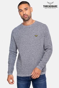 Threadbare Cotton Crew Neck Jumper