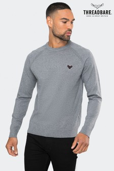 Threadbare Cotton Rich Crew Neck Jumper