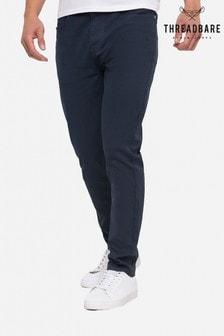 Threadbare Ribbed Trousers