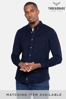 Threadbare Cotton Long Sleeve Co-ord Shirt
