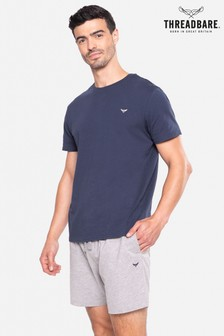 Threadbare Cotton Shorts Pyjama Set