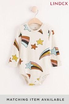 Lindex Baby Long Sleeved Bodysuit