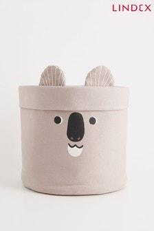 Lindex Baby Home Koala Character Basket