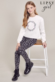 Lipsy Sweat And Legging Set