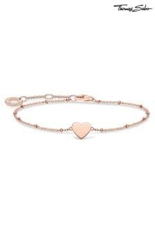 Thomas Sabo Dotted Heart Bracelet