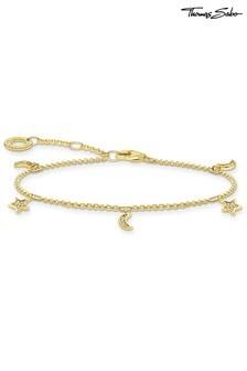 Thomas Sabo Stars And Moons Bracelet