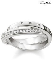 Thomas Sabo Together Forever Interlocking Ring