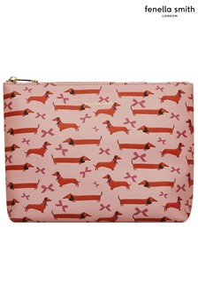 Fenella Smith Dachshund Friends Washbag