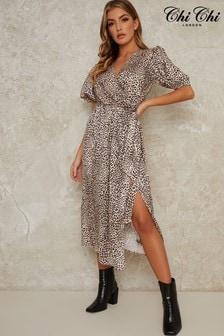 Chi Chi London Emily Maxi Dress