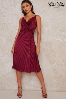 Chi Chi London Candace Midi Dress