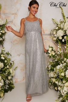 Chi Chi London Astrid Maxi Dress