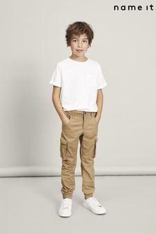 Name It Boys Cargo Trouser
