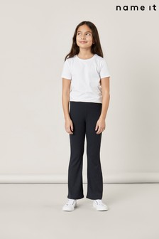 Name It Jersey Flare Trousers