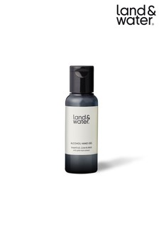 land&water Alcohol Hand Gel Grapefruit Lime and Mint 50ml