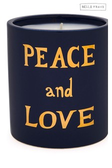 Bella Freud Peace and Love Candle
