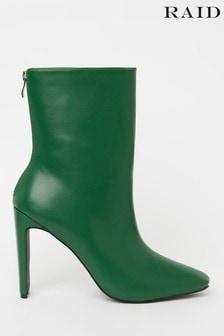 Raid Thin Heel Ankle Boot