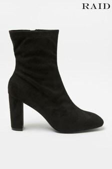 Raid Heeled Sock Boot