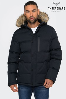 Threadbare Padded Coat