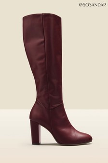 Sosandar Knee High Boot