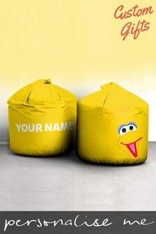 Personalised Sesame Street Bean Bag by Custom Gifts