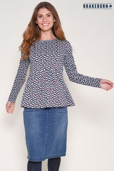 Brakeburn Robins Long Sleeve Top
