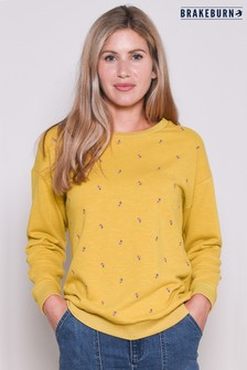 Brakeburn Embroidered Sweater