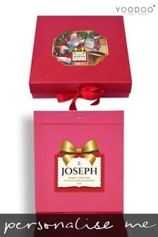 Personalised Vintage Christmas Eve Box by Yoodoo
