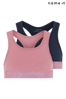 Name It Girls 2 Pack Crop Tops