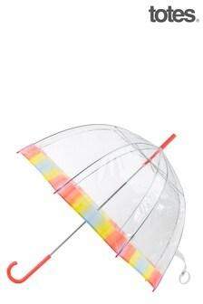 Totes PVC Dome Boarder Umbrella