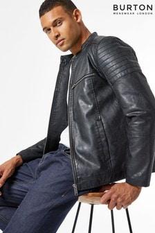 Burton Pu Racer Biker Jacket