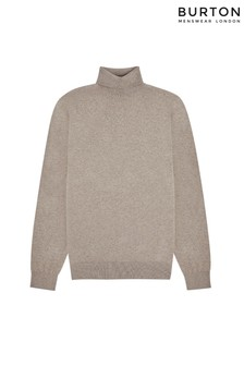 Burton Roll Neck Jumper