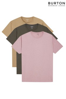 Burton Pack Of 5 T-shirts