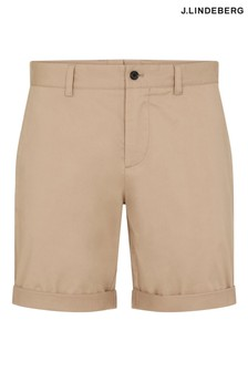 JLindeberg Cotton Chino Golf Shorts