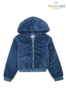 Threadgirls Faux Fur Jacket