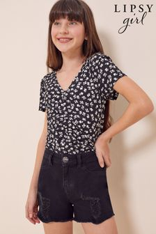 Lipsy Denim Shorts