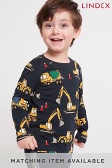 Lindex Kids Motif Long Sleeved T-Shirt