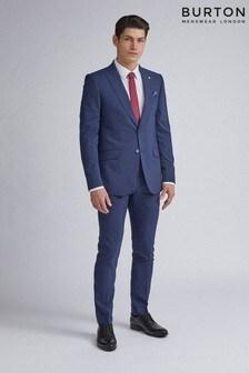 Burton Highlight Check Suit Jacket
