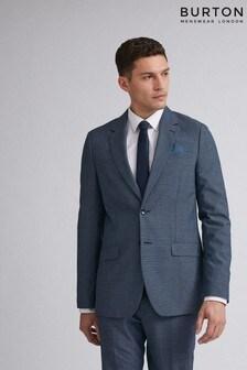 Burton Check Suit Jacket