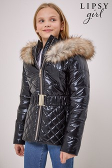 Lipsy Belted Coat