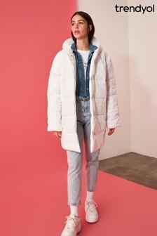 Trendyol Hooded Padded Jacket
