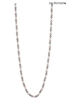 Jon Richard Multi Tonal Long Necklace