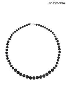Jon Richard Graduated Bead Magnetic Necklace