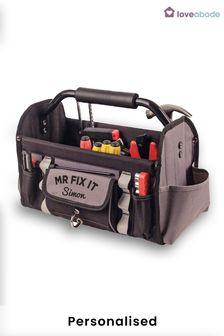Personalised Tool Kit Bag by Loveabode