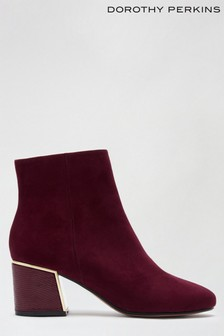 Dorothy Perkins Amber Ankle Boots