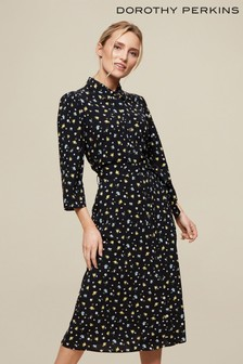 Dorothy Perkins Floral Shirt Dress
